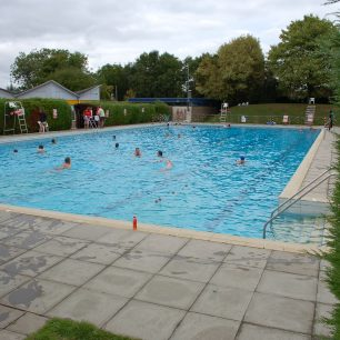 The main pool 2011