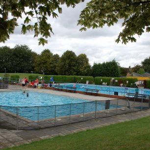 The three pools 2011