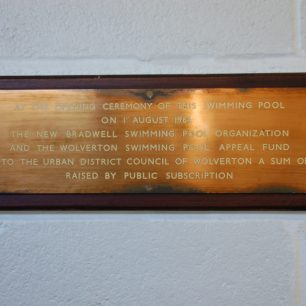 Wolverton Swimming Pool