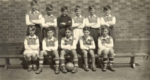 Bletchley Road School 1955