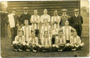 Bletchley St Martin, 1911-12