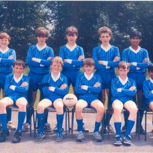 Knowles School 1987
