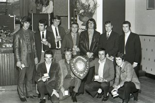 Sunday League Football Awards 1972