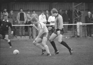 MK City V's Witney Town, 1980