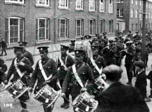 Military Parade Flute Band, Wolverton