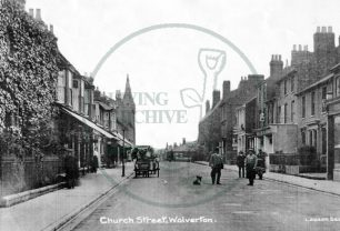 Church Street, Wolverton