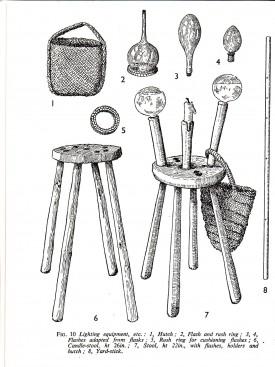 drawing of lighting equipment