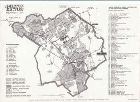 Progress map of Milton Keynes070815