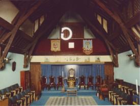 Stony Stratford Lodge Room