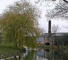 Parchment Works (exterior), Caldecote Street