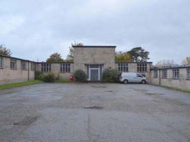 Bletchley Park Derelict Hut