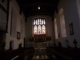 Interior of Chancel