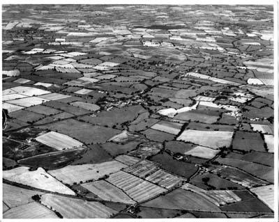 Countryside before building began