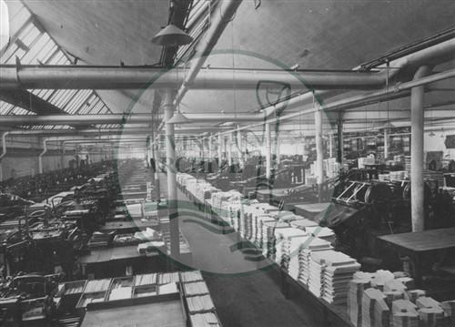 McCorquodales, Wolverton, 1919 (Accession Ref: XWNP222).