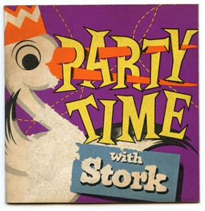 'Party Time with Stork'