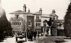 Photograph of Staple Hall