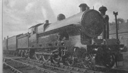 Photograph of a train