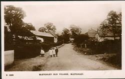 Old Bletchley Village