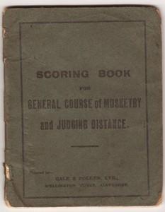 Scoring Book