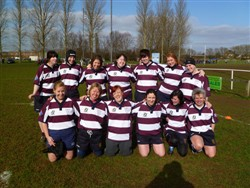 Bletchley Ladies Rugby team