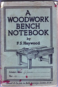 A Woodwork Bench Notebook