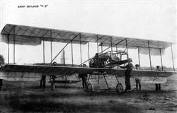 Army Biplane; F2