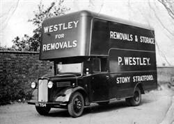 Westley Removal Van Stony Stratford