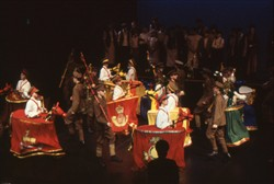 Slides from the 1994 production of Days of Pride