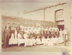 Photograph of Accumulator Workers Group