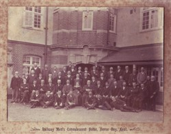 Photograph of Railwaymen's Convalescent Home, Herne Bay, Kent