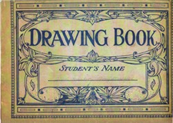 Drawing Book belonging to Albert Mander