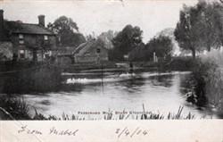 Postcard of Passenham Mill, Stony Stratford
