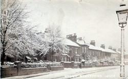 Postcard of Wolverton Road, Stony Stratford