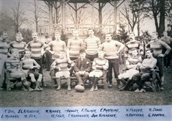 Olney RFC team c.1888