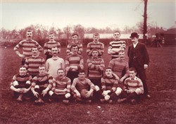 Olney RFC team 1888-1898