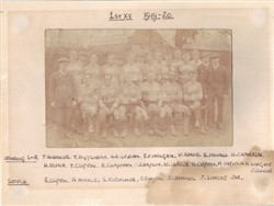 Olney RFC team 1919-20