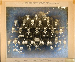 Olney RFC team 1923-24