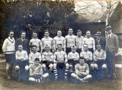 Olney RFC 1st XV 1933-34