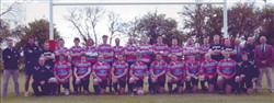 Olney RFC Bucks Cup Winners 2010
