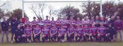Olney RFC Bucks Cup Winners 2010