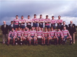Olney RFC 1st XV team 1993-94