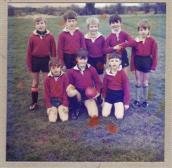 Olney RFC young players, unknown year