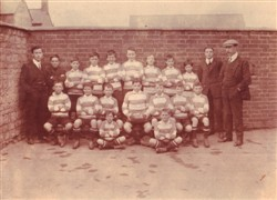 Olney RFC youth team, 1913-14