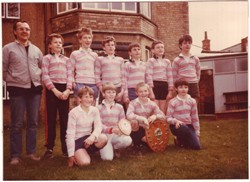 Olney RFC young age group, unknown year