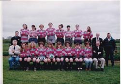 Olney RFC Ladies XV 1993-94