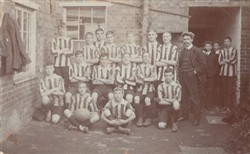 Olney Juniors 1907 or 1908