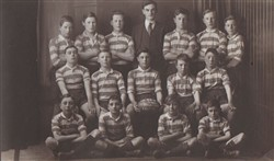 Olney C. School Rugby Club 1925-26