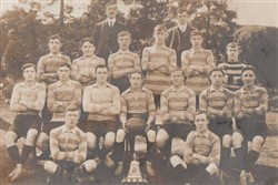 Olney RFC Juniors, Holders of 'Oceanic' Trophy, season 1909-10