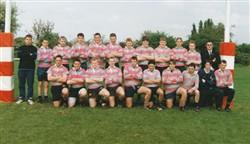 Olney RFC Colts XV Season 1997-98