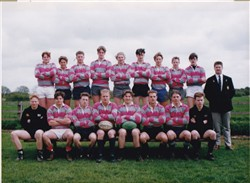 Olney RFC Colts XV Season 1993-94